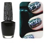 OPI BLACK SHATTER 15ML