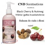 CND SCENTSATIONS 245ML BLACK CHERRY & NUTMEG