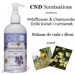CND SCENTSATIONS 245ML WILDFLOWER & CHAMOMILIE
