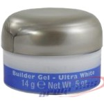 IBD 14G ULTRA WHITE BUILDER GEL UV