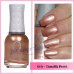 ORLY Chantilly Peach 18ml