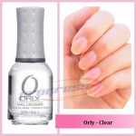 ORLY Clear 18ml