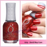 ORLY Devil may care 18ml