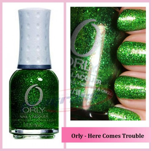 ORLY Here Comes Trouble 18ml