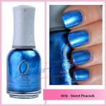 ORLY Sweet Peacock 18ml