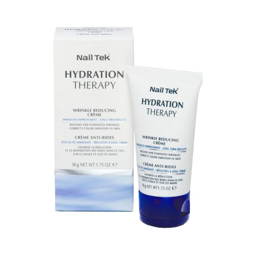 NAIL TEK HYDRATION THERAPY WRINKLE RED. CREME 50G
