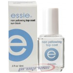 ESSIE. NON YELLOWING TOP COAT 15ML