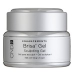CND BRISA SCULPTING GEL PURE WHITE OPAQUE 14g