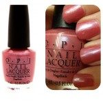 OPI NOT SO BORA-BORA-ING PINK NLS45 15ML