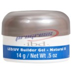 IBD 14G NATURAL II BUILDER GEL LED/UV