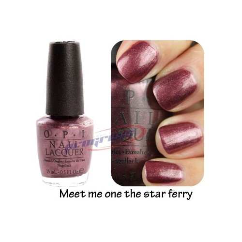 OPI MEET ME ON THE STAR FERRY H49 15ML