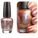 OPI CHICAGO CHAMPAGNE TOAST S63 15ML