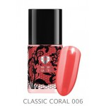 DIAMOND COSMETICS 7ML 006 CLASSIC CORAL