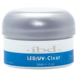 IBD 14G CLEAR GEL LED/UV