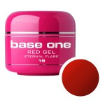 SILCARE GEL BASE ONE 5G RED 19 ETERNAL FLARE