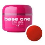 SILCARE GEL BASE ONE 5G RED 15 COOKIE