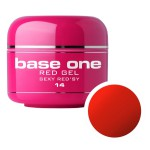 SILCARE GEL BASE ONE 5G RED 14 SEXY RED'SY