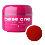 SILCARE GEL BASE ONE 5G RED 13 SEDUCTIVE RED