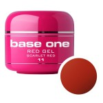 SILCARE GEL BASE ONE 5G RED 11 SCARLET RED