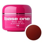 SILCARE GEL BASE ONE 5G RED 10 BUSINESS RED