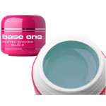 SILCARE GEL BASE ONE 5G PASTEL 06 BLUE