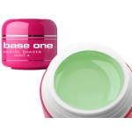 SILCARE GEL BASE ONE 5G PASTEL 04 MINT