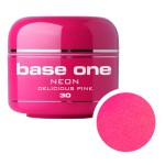 SILCARE GEL BASE ONE 5G NEON 30 DELICIOUS PINK