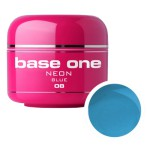 SILCARE GEL BASE ONE 5G NEON 08 BLUE