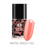 DIAMOND COSMETICS 7ML 102 PASTEL PEACH