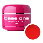 SILCARE GEL BASE ONE 5G COLOR 84 POPPY FIELD