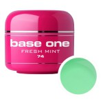 SILCARE GEL BASE ONE 5G COLOR 74 FRESH MINT