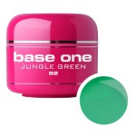 SILCARE GEL BASE ONE 5G COLOR 62 JUNGLE GREEN