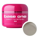 SILCARE GEL BASE ONE 5G COLOR 53 GREY MISTERY