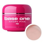 SILCARE GEL BASE ONE 5G COLOR 49 AMORE PINK