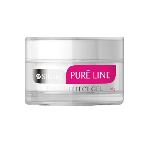 SILCARE GEL PURE LINE 10G SUGAR EFFECT GEL