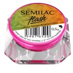 SEMILAC SEMIFLASH GALAXY GINGER&GREEN 662