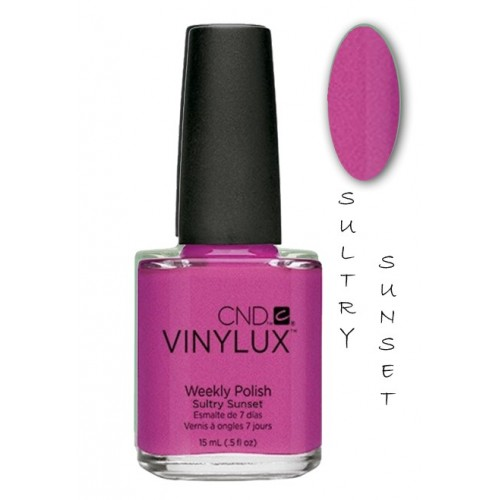 CND VINYLUX 15ML SULTRY SUNSET SUMMER 14