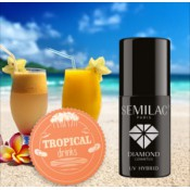 Semilac Tropical Drinks